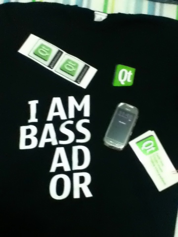 Qt Ambassador Kit
